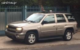 Chevrolet Trailblazer - 2002