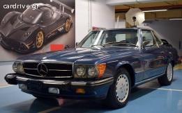 Mercedes SL Class (όλα) - 1986