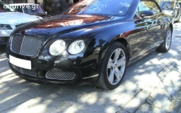 Bentley Continental - 2007