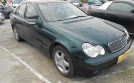 Mercedes C 180 - 2003