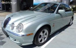 Jaguar S-Type - 2002