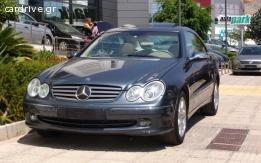 Mercedes CLK 320 - 2003