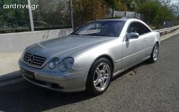 Mercedes CL 500 - 2001