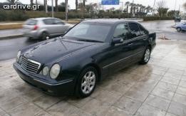 Mercedes E 200 - 2002