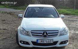 Mercedes C 180 - 2011