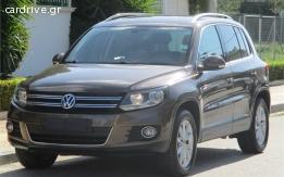 Volkswagen Tiguan - 2013