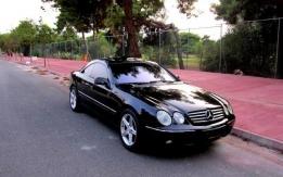Mercedes CL 500 - 2002