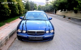 Jaguar X-Type - 2005