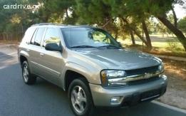 Chevrolet Trailblazer - 2003