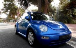 Volkswagen Beetle (New) - 2011