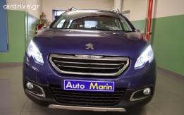 Peugeot 2008 - 2012