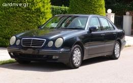 Mercedes E 200 - 2000