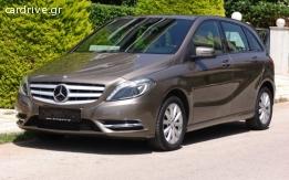 Mercedes B 180 - 2014