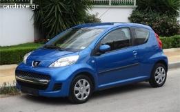 Peugeot 107 - 2010