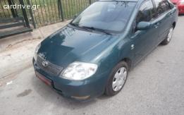 Toyota Corolla - 2003