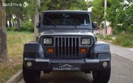 Jeep Wrangler - 1989