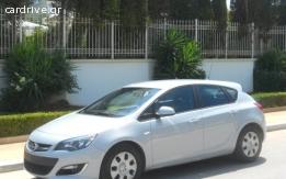 Opel Astra - 2013