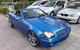 Mercedes SLK Class (όλα) - 2002