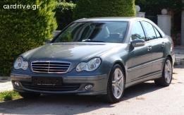 Mercedes C 180 - 2007