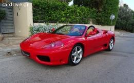 Ferrari F360 - 2004