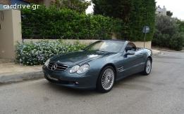 Mercedes SL Class (όλα) - 2002