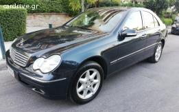 Mercedes C 200 - 2002