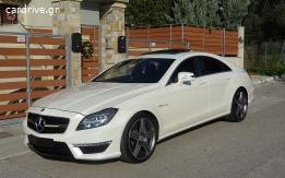 Mercedes CLS 63 AMG - 2012