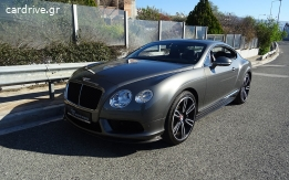 Bentley Continental - 2014