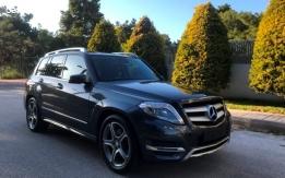 Mercedes GLK 220 - 2013