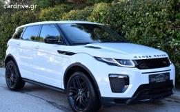 Land Rover Range Rover Evoque - 2018