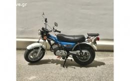 Suzuki RV 125 VAN-VAN - 1971
