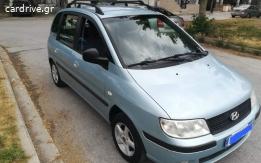 Hyundai Matrix - 2008
