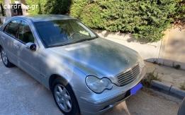 Mercedes C 200 - 2000