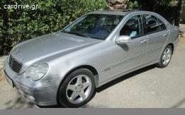 Mercedes C 200 - 2004