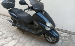 Yamaha Majesty 125 - 2002