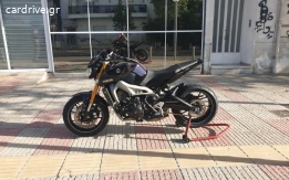 YAMAHA MT-09 Deep Armor ABS