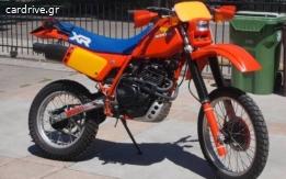 Honda XR 400 R - 1983