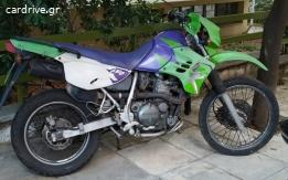 Kawasaki KLR 650 - 2000