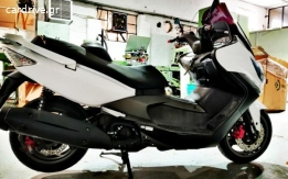 Kymco Xciting 500 - 2012