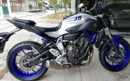 YAMAHA MT-07 MT-07 ABS