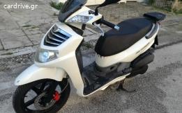Sym HD 200i EVO - 2010