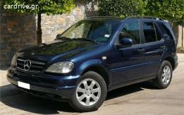 Mercedes ML 320 - 1998