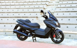 Kymco Xciting 300 - 2016