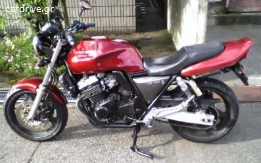 Honda CB 400SF - 2003
