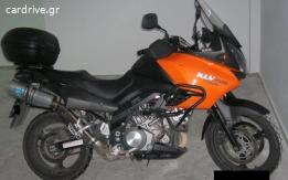 Kawasaki KLV 1000 - 2005