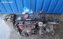 Renault clio 1400cc Χρονολογία 1994-1998 Κινητήρας - Μοτέρ