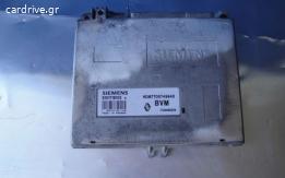 Renault clio 1400cc Χρονολογία 1994-1998 Εγκέφαλος + Κίτ