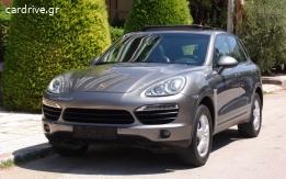 Porsche Cayenne - 2011