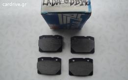 GDB140 Τακάκια LADA 1200-1500 Στείσον βάγκον 1200 (VAZ.WAS2102)