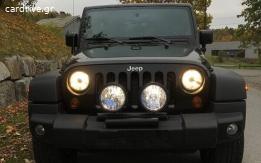 Jeep Wrangler - 2009